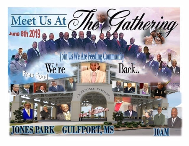 The Gathering on June 8th at Jones Park